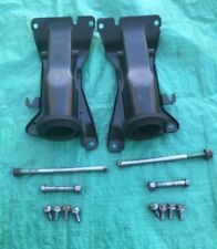 Audi A4 S4 B5 QUATTRO Rear Upper Shock Strut Spring Mounts Brackets PAIR OEM L&R