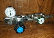 Veriflo HFR902W-3P-FS8-FIF-V-4354 Pressure Regulation Valve w/ Parts / gauge
