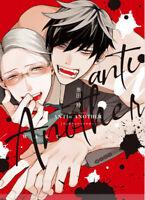 【Omegaverse】BL Boys Love Yaoi Comic Japanese Anti alpha another Okuda waku