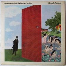 GEORGE HARRISON WONDERWALL MUSIC UK APPLE 1968 ORIGINAL beatles