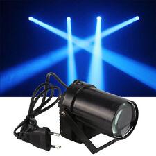 30W LED Moving Head Bühnenlicht Bühnenbeleuchtung DJ Disco Lichteffekt Weiß