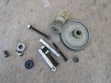 TAMIYA KINGCAB MADCAP INNER GEARS AND GEAR BOX SCREWS 3 BALLRACES VINTAGE