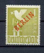 Berlin 33 Rotaufdruck 1 Mark postfrisch tiefst geprüft A Schlegel (lr154)