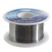 0.5mm 63/37 Tin Lead Solder Soldering Welding Wire Reel Rosin Core Flux1.2% SnPb