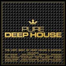 CD de musique en coffret House Various