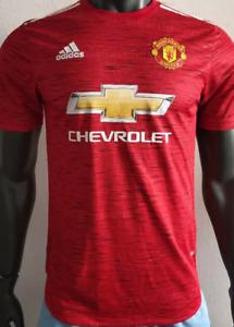 2019/20 Man Utd Home (Red) Soccer Jersey [Player Version]