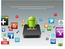 13 MXQ PRO   Android 8.1 Smart TV Box 1+8GB HDMI WIFI 4K Media Streamer