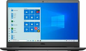 """Dell - Inspiron 15.6"""" FHD Touch Laptop  i5-1035G1 WIN 10  Black"""