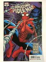 Amazing Spider-Man #24 (Marvel 2019) Ryan Ottley Carnage Secret Variant