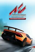 Assetto Corsa Ultimate Edition PC Steam KEY, REGION FREE/GLOBAL, FAST DELIVERY!