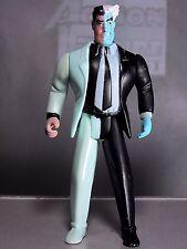 "TWO-FACE Batman Animated Series 1992 TAS 5"" Action Figure Toy DC Super Villain"