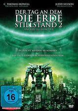 Der Tag an dem die Erde stillstand 2  Angriff der Roboter DVD Zustand Neu