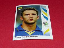 565 A. SHEVCHENKO UKRAJINA UKRAINE PANINI FOOTBALL GERMANY 2006 WM FIFA WORLD