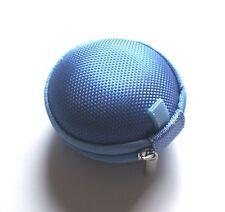 Blue Case for Jabra Motion UC MS VBT185z Bluetooth Headset -save ear gel 18dc