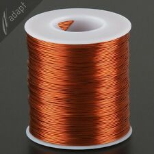 23 AWG Gauge Magnet Wire Natural 625' 200C Enameled Copper Coil Winding
