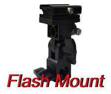 Hot shoe flash speedlite bracket mount For CANON NIKON PENTAX Flash gun