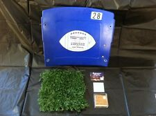 Adrian Peterson Game Used Metrodome Seatback #28,Field Turf, Locker Room Piece!