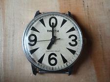 Vintage RAKETA BIG ZERO very old wristwatch
