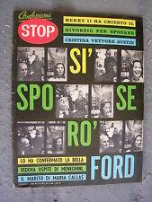 CONFESSIONI STOP # 782 - 20 SETTEMBRE 1963 - IL DIVORZIO DI HENRY II