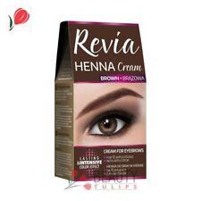 Verona Revia Henna Cream for Eyebrows Brown 15ml
