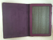 "COVER COVER IN LIBRO PER ACER ICONIA TAB A510 10.1"" COLORE VIOLA"