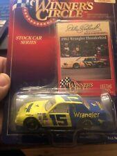NASCAR Dale Earnhardt 1982 1:64 #15 Wrangler Ford Thunderbird