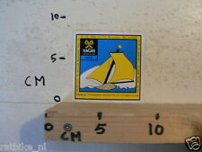 STICKER,DECAL TENCATE SAILS ZEILBOOT AMELO FRANCE
