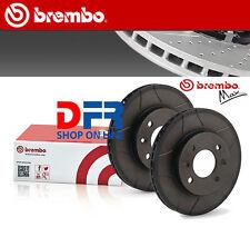 BREMBO Dischi freno AUDI A3 (8P1) 1.6 E-Power 102 hp 75 kW 1595 cc 01.2011 > 08.