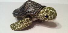 Douglas Toy Plush 9'' Seaweed Sea Turtle Green