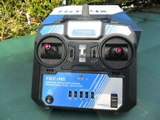 RC Boat 4 Channel Transmitter  and Receiver Mode 2   Turnigy TGY I4X