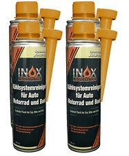 Inox système de refroidissement Nettoyant Système De Chauffage Nettoyant poele Flash Clean KR 4x 250 ml