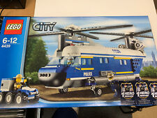 LEGO City Heavy-Lift Helicopter (4439) BNIB unopened and RARE