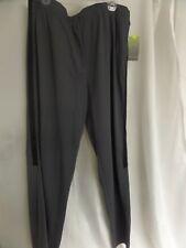 Mens Tek Gear Size Xl Gray Athletic Pants Nwt