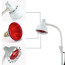 Floor Stand TDP Infrared Therapy Heat Lamp Physiotherapy Health Pain Relief 275W