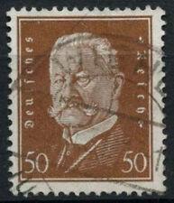 Alemania 1928-32 Sg # 439, 50pf Brown empleó #a 85240