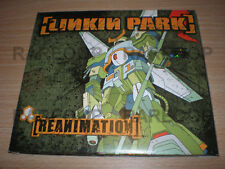 Reanimation by Linkin Park (CD, 2002, Warner) MADE IN ARGENTINA