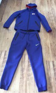 Nike GB Athletics Team Issue Dri-fit Men's Full Tracksuit