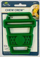 Itzy Ritzy Silicone Teether - Latte. Chew Chew. BPA Free New