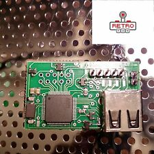 Wireless favourite USB keyboard replacement for AMIGA 600