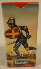 #0804 Elastolin Vintage 1950's German BOX ONLY for Knight with Sword & Shield Up