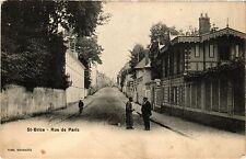 CPA  Saint-Brice-sous-Foret - Rue de Paris  (380781)