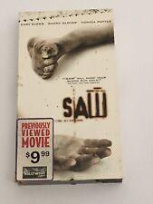 Saw - VHS - Horror