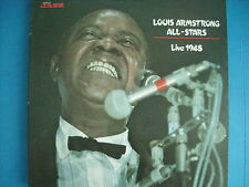 LP LOUIS ARMSTRONG ALL - STARS LIVE 1948 NUOVO LOOK