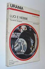 urania  1045 theodore sturgeon LUCI E NEBBIE   ( 1987 )