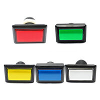 5pcs Arcade Illuminated LED Push Button With Micro switch For JAMMA Mame Cabinet