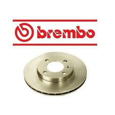 For VW Jetta Audi Front Left or Right Brake Disc Rotor Vented 239x20mm Brembo