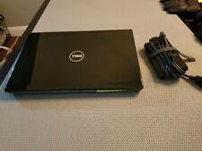 DELL STUDIO 14/1458 i7 Q720 1.6GHz QUAD CORE 4GB RAM 500GB HDD WIN10 EXTEND BAT