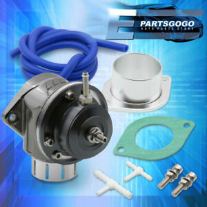 For Cadillac 40mm Adjustable Psi Boost Turbo Blow Off Valve Bov Kit Type-Fv Chr