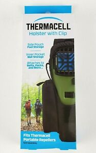 Thermacell Nylon APCL Holster + Clip for MR300, MR450, MR150 Portable Repellers