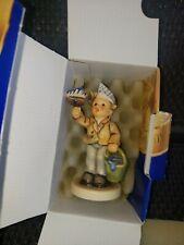 New ListingGoebel Hummel Figurine # 2040- One Coat or Two Tmk 7 8 w/ Original Box Mint